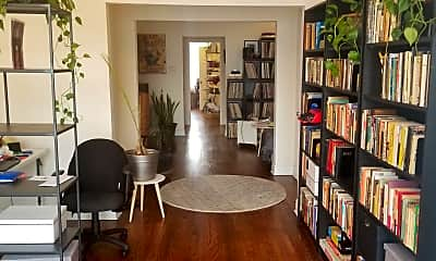 Living Room, 2317 W Chicago Ave, 1