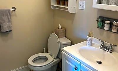 Bathroom, 30 L St, 2