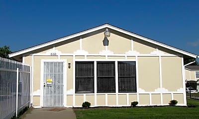 Building, Macarthur Park Townhomes, 1