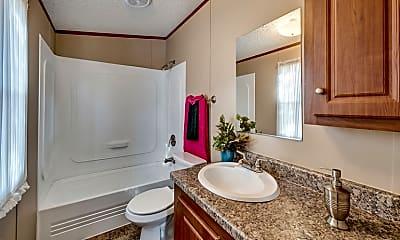Bathroom, 2516 Dana Cir, 2