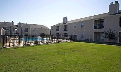 Pool, Village Apartments Conway AR, 0