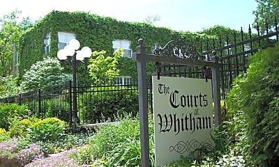 Community Signage, 529 Whitham Ave, 0