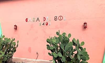 Casa Del Sol, 1