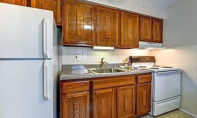 Kitchen, Glen Hollow, 1