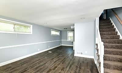 Living Room, 3412 Fleetwood Ave, 1