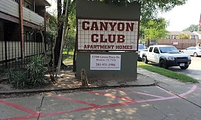Canyon Club, 1