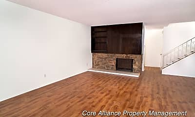 Living Room, 8020 Canby Ave, 1