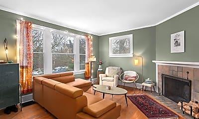Living Room, 2315 SE Ankeny St, 1