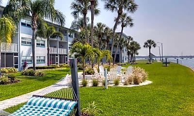 Pool, Seaside Villas, 0