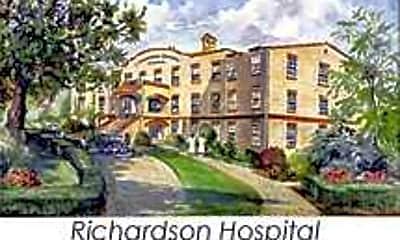 Richardson Hospital-Richardson Village, 1