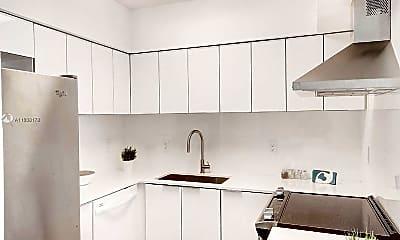 Kitchen, 1500 Bay Rd 912S, 1