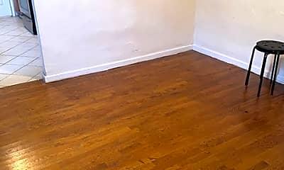 Living Room, 496 W 133rd St 5E, 2