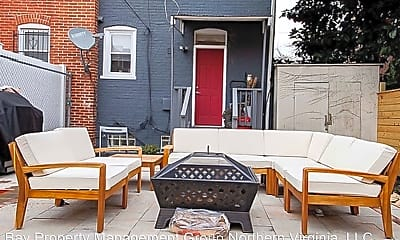 Patio / Deck, 6316 7th St NW, 2