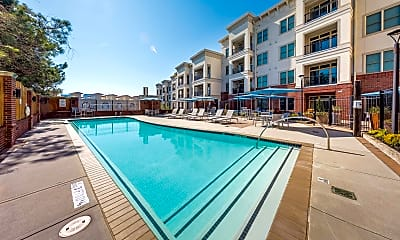 Pool, Tremont Apartment Homes, 1