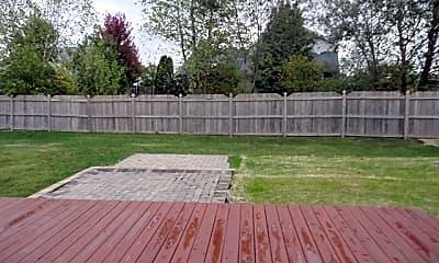 Patio / Deck, 898 Cottonwood Drive, 2