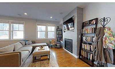 Living Room, 74 F St, 1