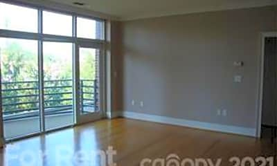 Living Room, 400 N Church St 402, 1