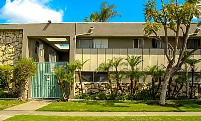 Building, Buena Capri Apartments, 0