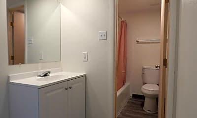 Bathroom, Siegel Suites Albuquerque, 1