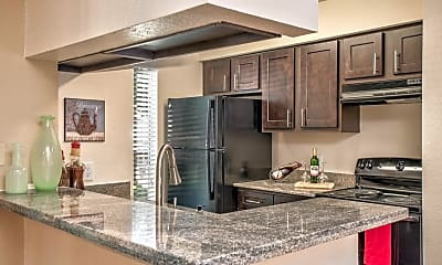 Kitchen, Timberlake Apartments, 1