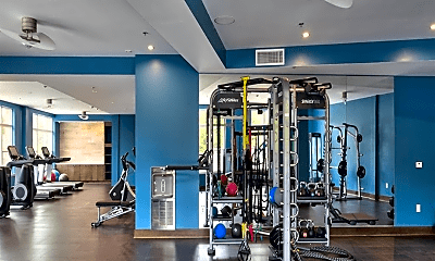 Fitness Weight Room, 704 15th St, 2