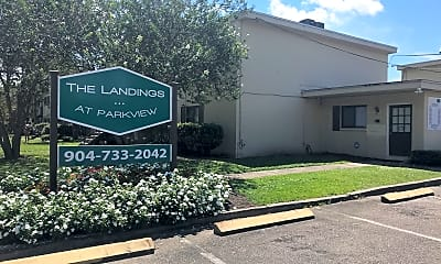 The Landings at Parkview, 1