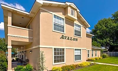 Community Signage, Avalon, 2