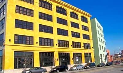 GW Loft Apartments, 1