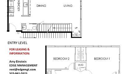 Bathroom, 4310 N Maryland Ave, 2