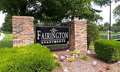 Fairington Apartments of Clarksville, 1