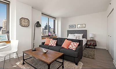 Living Room, 35 W 33rd St 12-A, 1