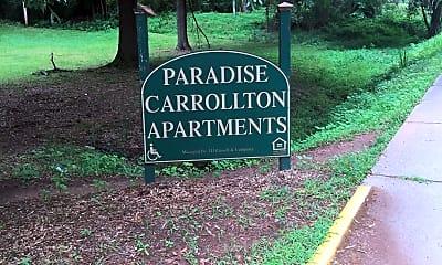 Paradise Carrollton Apartments, 1