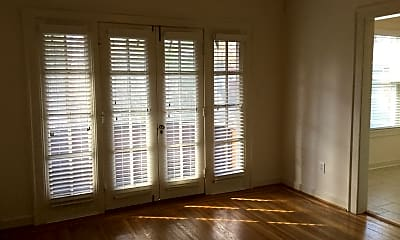 Living Room, 2424 Glenmary Avenue, 1