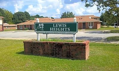 Lewis Heights, 1