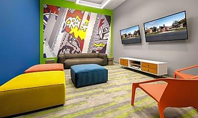 Living Room, Lehigh Flats, 2