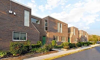 Building, Oakview Apartments, 1