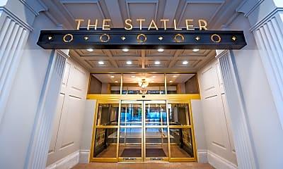 Building, The Statler, 0