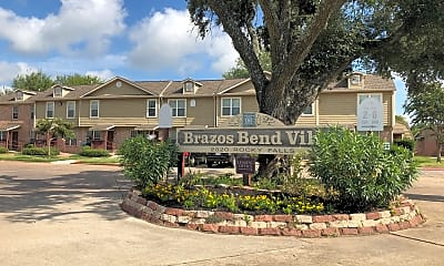 Brazos Bend Villa, 1