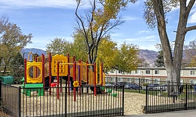 Playground, The Centre Apartments, 0