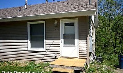 Building, 412 Pleasant View Dr, 0