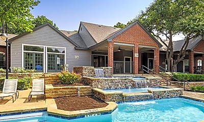 Pool, Colonial Village At Grapevine, 0