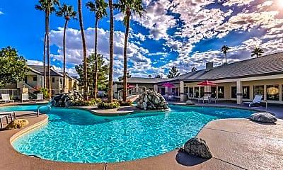Pool, Kaleidoscope, 0