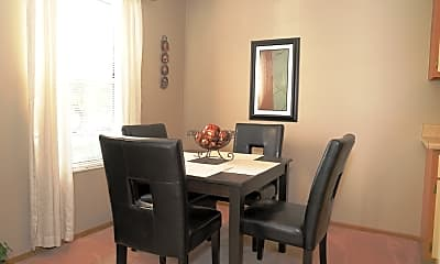 Dining Room, The Lakes Of Westdale, 1