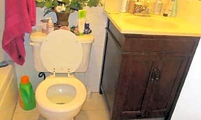 Bathroom, Admiral Apartments, 2