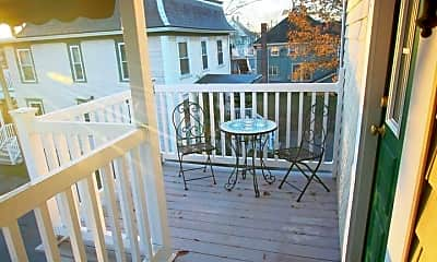 Patio / Deck, 611 Central Ave, 2