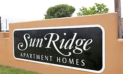 Community Signage, Sunridge, 0