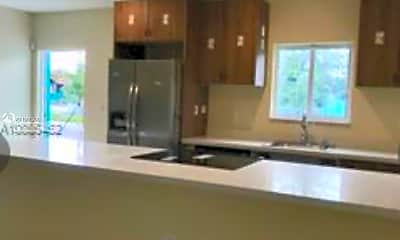 Kitchen, 101 NW 47th Ct A, 1