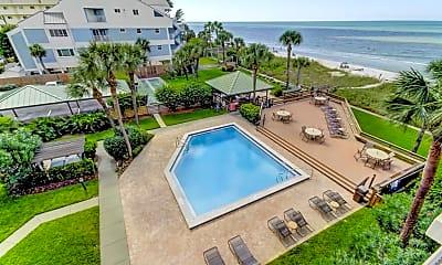 Pool, 2618 Gulf Blvd 307, 1