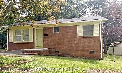 Building, 313 Sharpe St, 0