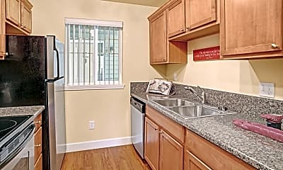 Kitchen, Regency Woods, 1